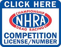 NHRARacer com - NHRA RULES